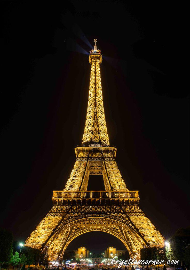 Eiffel Tower  www.krystlescorner.com