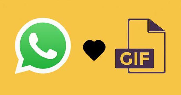 Cómo crear y enviar GIF por Whatsapp