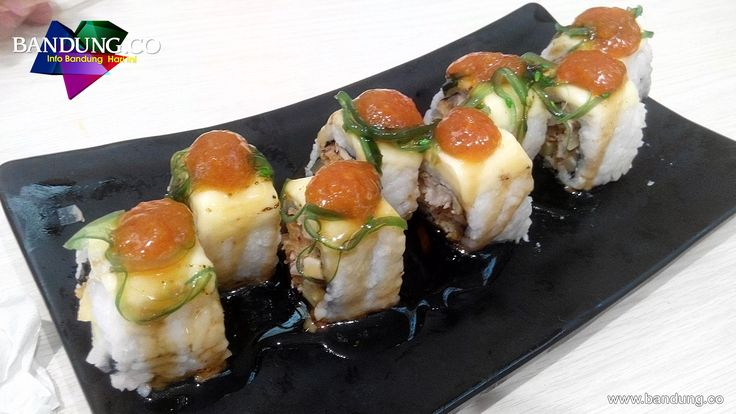 Double Cheese Roll Suteki Sushi