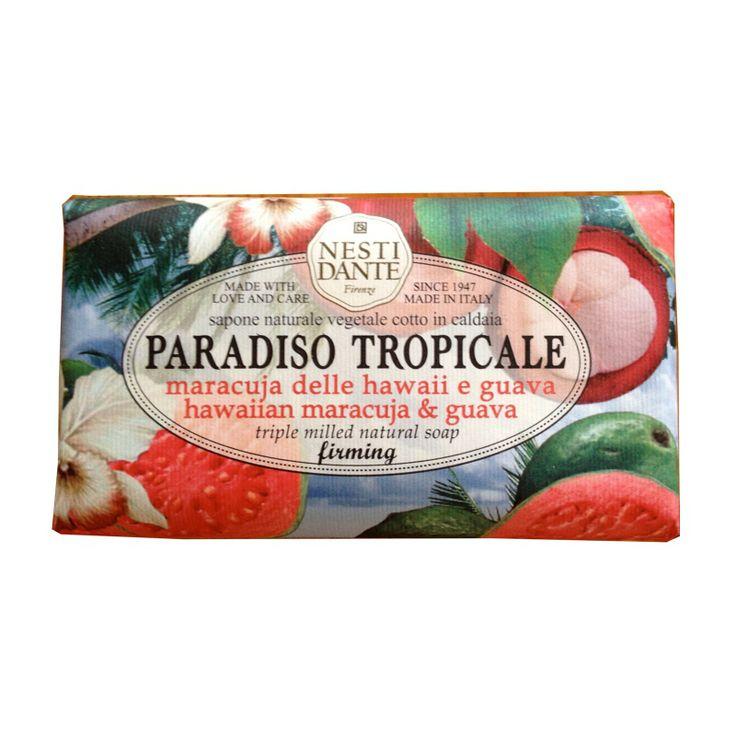 Nesti Dante Hawaiian Maracuja & Guava Soap - Candles
