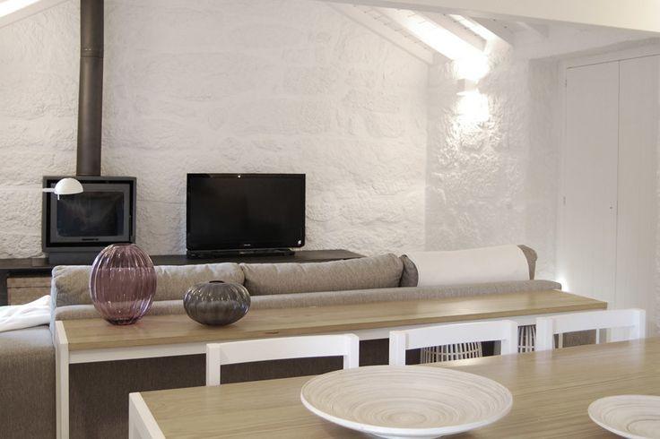 rural house Fafião   loveseats   livingroom