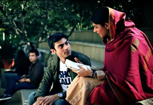 Zindagi Gulzar Hai: College Life.