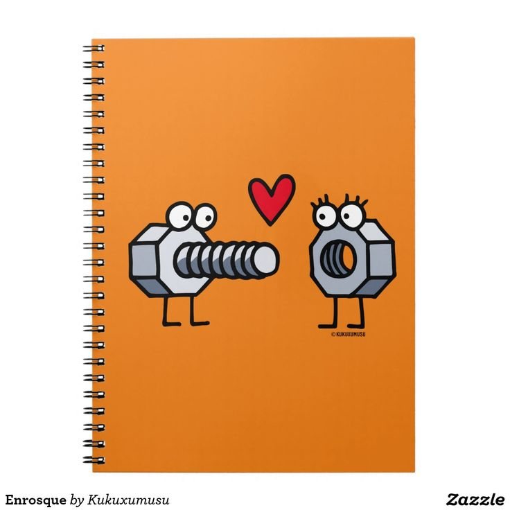 Enrosque. Regalo, gift. Día de los enamorados, amor. Valentine's Day, love. #ValentinesDay #SanValentin #love #cuaderno #notebook