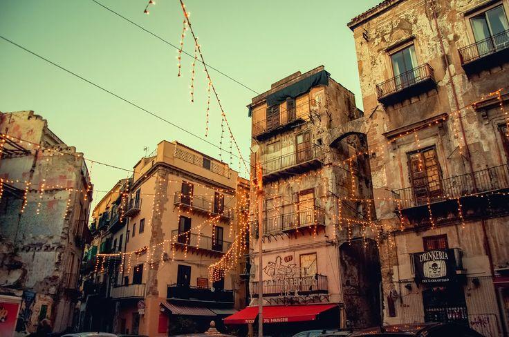 A warm evening in Palermo by *INVIV0 on deviantART