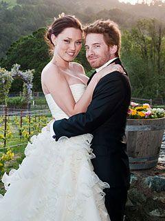 Seth Green & Clare Grant ❤