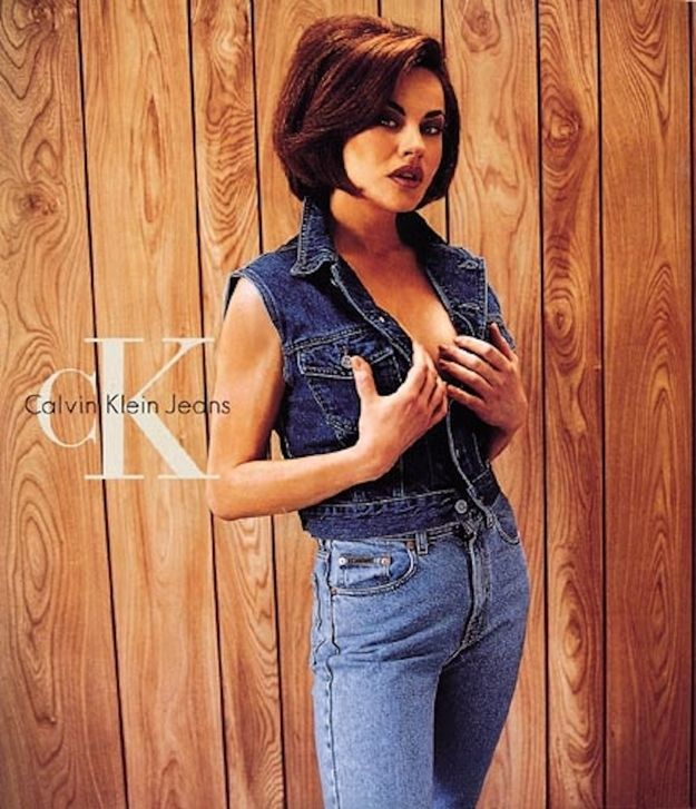 the 1995 calvin klein ad campaign that was just too creepy