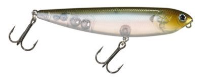 Lucky Craft Sammy Topwater Lure - SM100 - Ghost Minnow