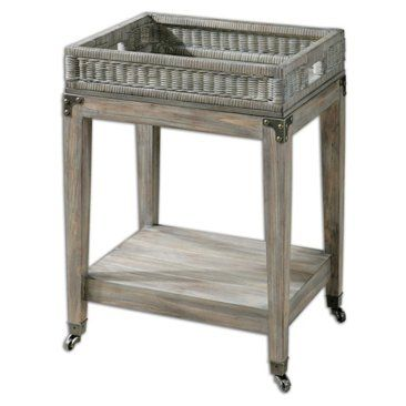 Check out this item at One Kings Lane! Mara Serving Cart