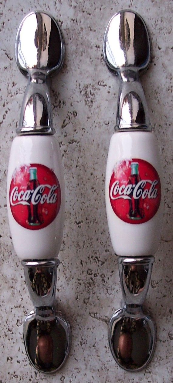 Cabinets Kitchen Pulls And Coca Cola On Pinterest