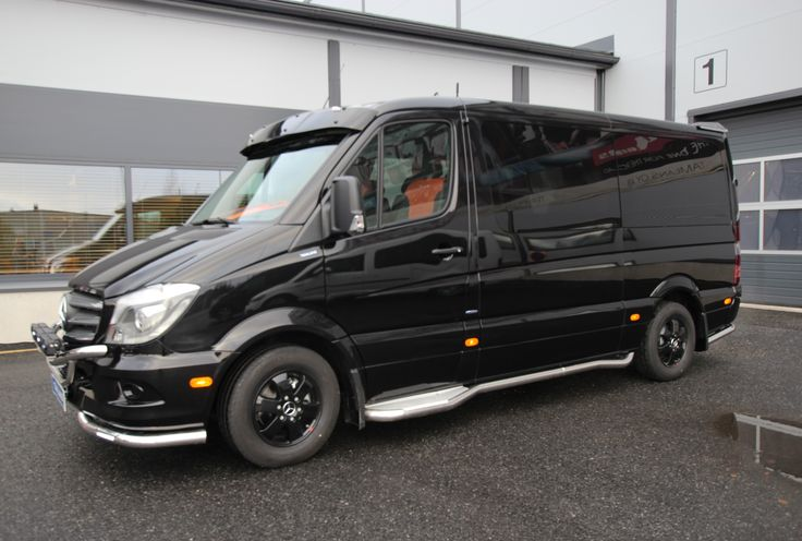 Mercedes-Benz Sprinter Tamlans Disabled Taxi