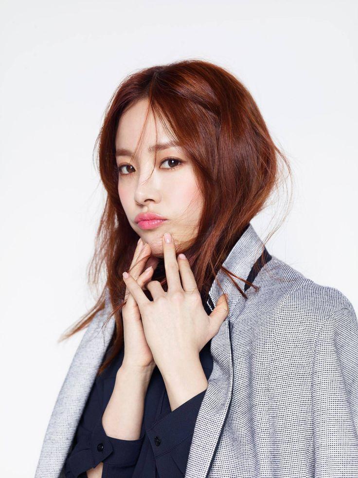 Han Ji Min - Ana Capri S/S 2015