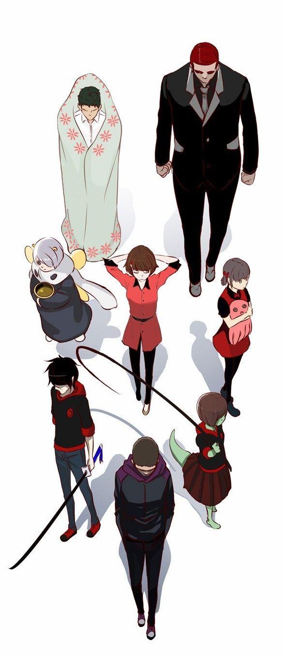 Shibisu team