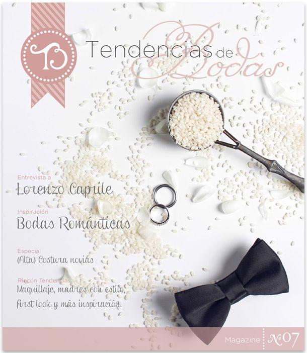 Sí! Quiero en Tendencias de Bodas Magazine (nº 7). #PressCoverage #Clipping #Magazine #Fashion #Gastronomy