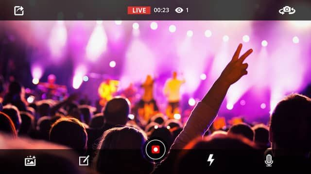 Here's good quality result gives best App to live stream from iPhone to YouTube. Get standard resolution on YouTube Live channel on PC, Mac, iOS, Android.