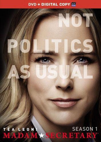 Madam Secretary: Season One [6 Discs] [DVD]