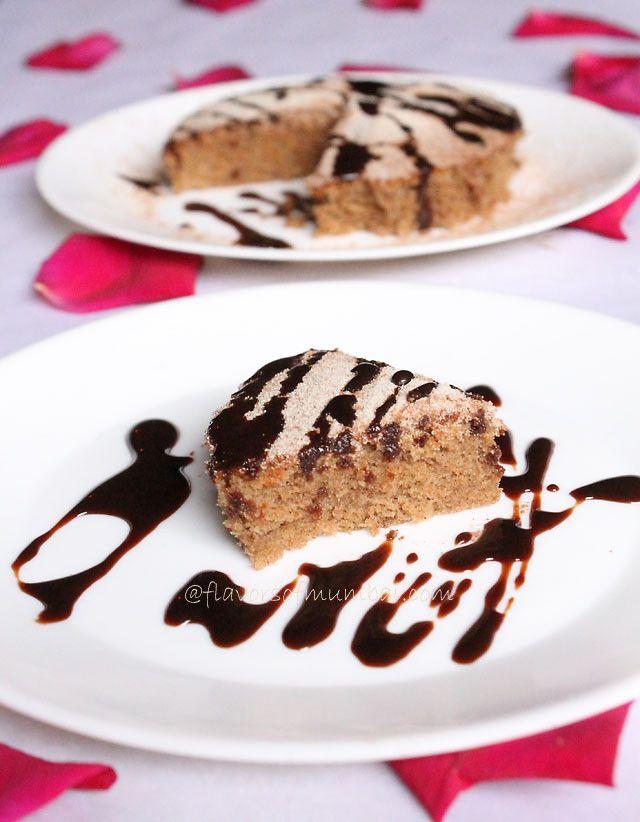 Basic Chocolate Sponge Cake Recipe – No Butter Sponge Cake Recipe
