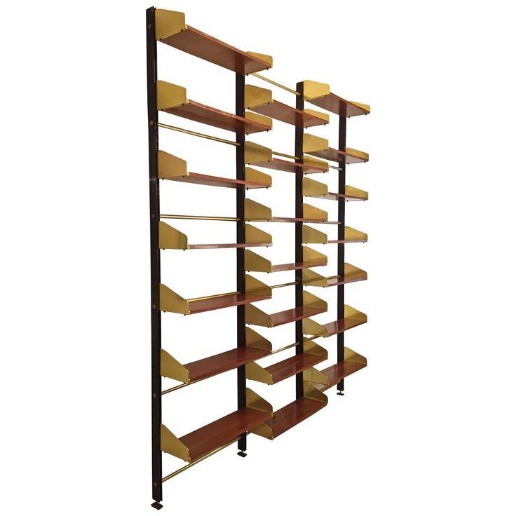 Italian Midcentury Bookcase