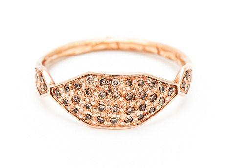 Hex ring by Suzi Zutic http://egetal.com.au/store/product/SZ003