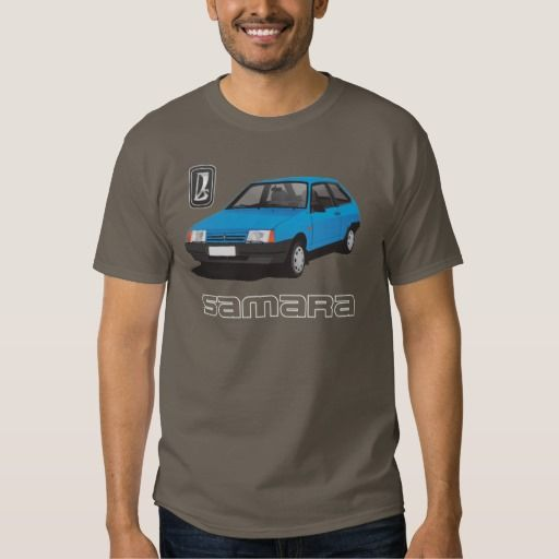 VAZ-2109 | Lada Samara | ВАЗ-2109, DIY, blue  #lada #samara #vaz-2109 #sputnik #ВАЗ-2109 #russia #automobile #tshirt #blue