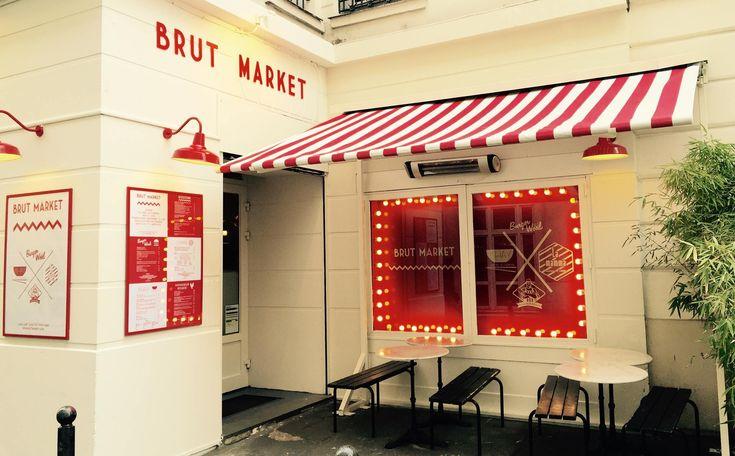 Manger au même endroit un hamburger, un risotto, un bo bun ou un poulet fermier rôti? C'est possible. Et c'est au Brut Market que ça se passe. Un nouvel espace...