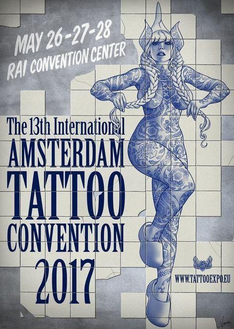 International Tattoo Convention Amsterdam 2017 - Home - Tattoo Expo