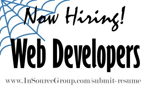 We have several Web Developer openings Submit your resume at www - submit resume