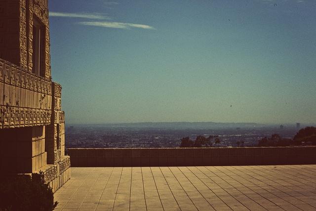 Ennis House, Los Feliz
