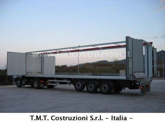 Altri TMT Walking Floor SCRIGNO 2, 91 mc, 9200 kg - Nuovo 85.400 €, a San Benedetto del Tronto - 94831054 - Automobile.it