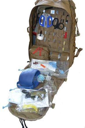 Fast Triage System Level 1 Medical Kit - EOD Gear http://www.eod-gear.com/fast-triage-system-level-1-medical-kit/