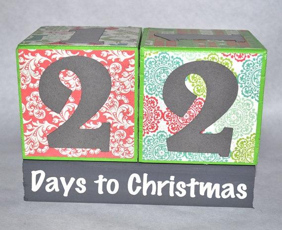 22 DAYS TO CHRISTMAS