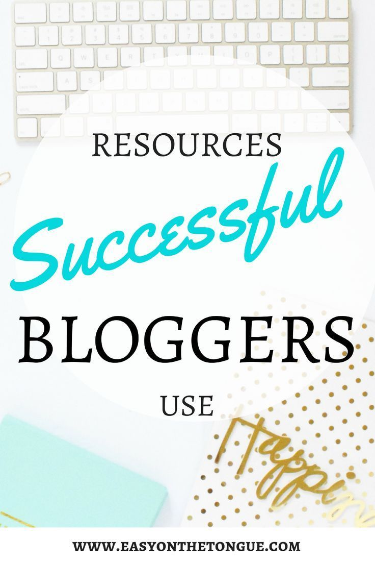 A full list of the blog resources I used and still use to maintain my blog.  Regularly updated at http://easyonthetongue.com/blog/resources