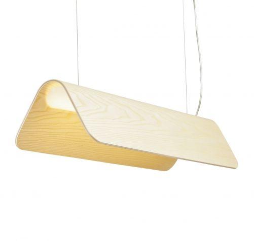 Dyyni Suspended light. Designed for Innolux by Mikko Laakkonen. Vuoden 2014 kalustesuunnittelija.