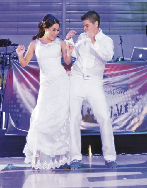 ¡Adiós al vals, bienvenida la coreografía! #RevistaNovias
