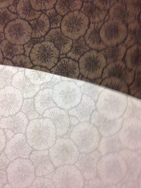 schnittkante wandgestaltung mit tapete im doppelschnittverfahren pinterest wandgestaltung. Black Bedroom Furniture Sets. Home Design Ideas