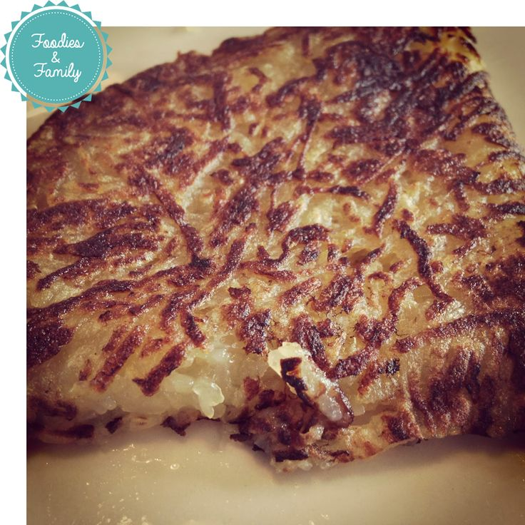 Foodies and family: Le Hash Brown