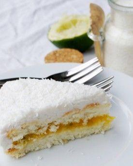 Coconut explosion cake - Recepten - Culinair - KnackWeekend.be