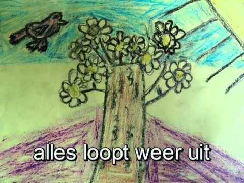 Weet je dat de lente komt | lenteliedje met songtekst | #song # dutch #lente #spring