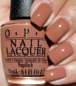 OPI Inside The ISABELLEtway // @kelliegonzoblog