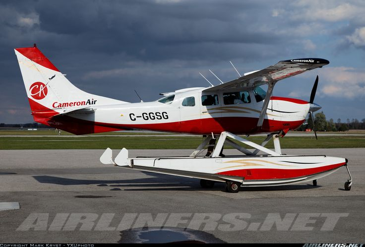 Cessna TU206G Turbo Stationair 6 aircraft picture