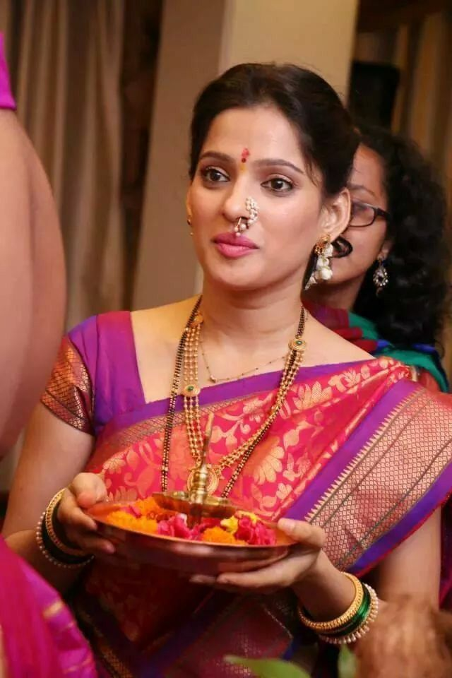 priya bapat wedding photos