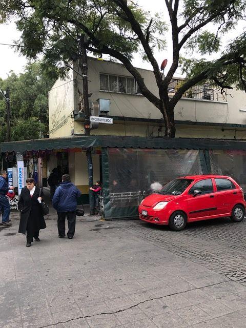 Este café ubicado a una cuadra del centro de Coyoacán es un clásico centro de reunión de colegas después de mis labores en el contexto en el que me encuetro