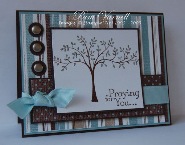 MIL Get Well Card by stampingpam - Cards and Paper Crafts at Splitcoaststampers
