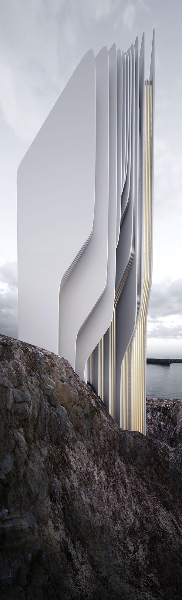 Achitecture concepts by Roman Vlasov | A VISUAL WHISPER