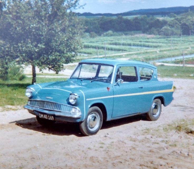 Min første bil, Ford Anglia