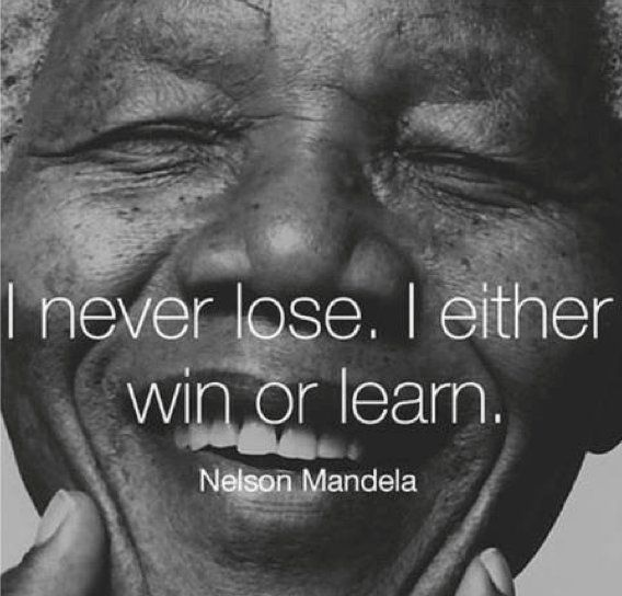 My Mandela true life inspiration