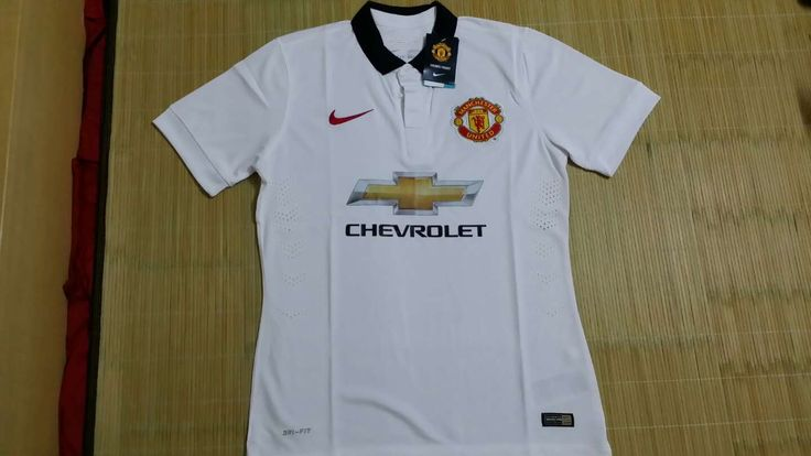 Thailand Quality Manchester United Away Football Shirts 2014/15