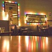 union pool: Cafe Bar