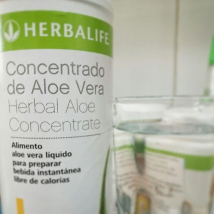 Herbal Aloe concentrado #bienestar #Nutrición #Herbalife #HLFRODRIGO hlfrodrigo@gmail.com