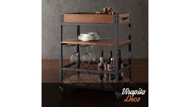 Virapita Deco | Dressoire - Mini Bar
