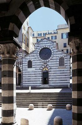 Chiesa di San Matteo, Genova, Italy
